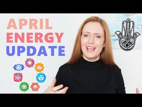 Ascension Energy Update APRIL 2018: Vivid Dreams Of 'The EVENT', Dizziness, Pets AWOL, Out Of Body!