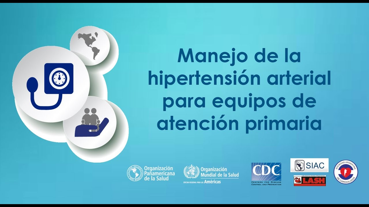 Video Módulo 1 - ¿A qué llamamos Hipertensión Arterial..