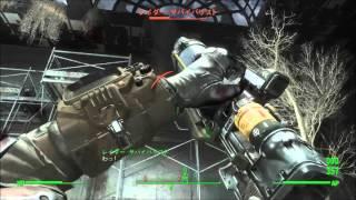Fallout4 [初見プレイ] #14 カボット家・後編 / CIT廃墟 /女性実況/natti