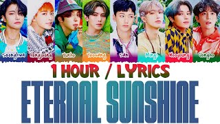 ATEEZ (에이티즈) - Eternal Sunshine (1 HOUR LOOP) With Lyrics