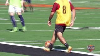 Fusion Pro Soccer Combine October 2017 - MLS/USL Clubs