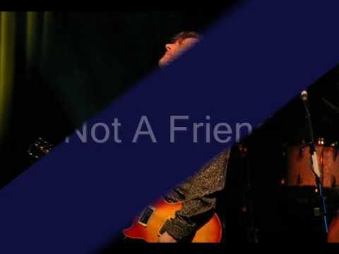 THUNDER - A LOVER NOT A FRIEND (LYRICS)