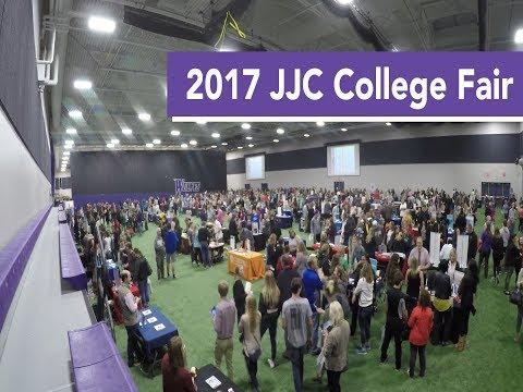 Timelapse: 2017 College Fair at Joliet Junior College