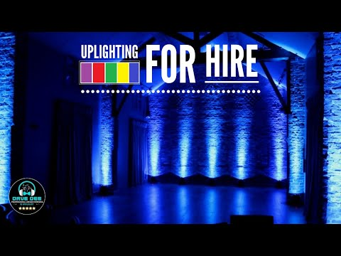 Hire Stunning Uplighting & Mood Llighting See Past Events