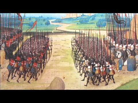 25th October 1415: The Battle of Agincourt is fought - YouTube
