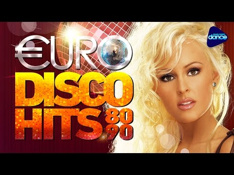 EURO DISCO HITS 80-90's. Retro MegaMix. Golden Memories. Best Dance Music
