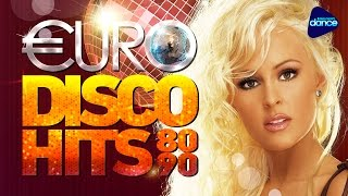 EURO DISCO HITS 80 90 S Retro MegaMix Golden Memories Best Dance Music
