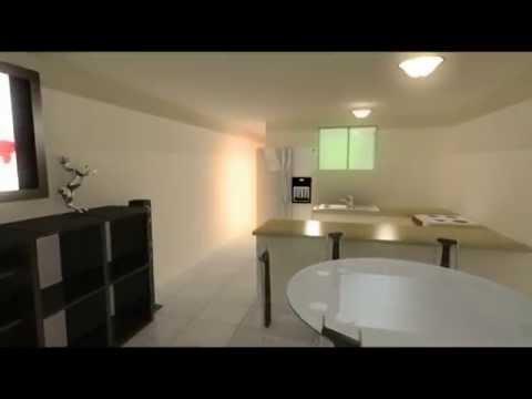 Recorrido virtual departamentos de lujo youtube for Diseno de interiores departamentos pequenos