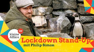Philip Simon – Pinguin-Lockdown-Standup
