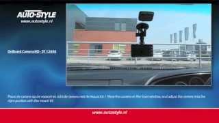 Dashcam HD camera by AutoStyle - SY 12606
