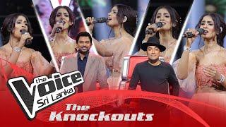 Kavindi Gunawardena | Ammawarune (අම්මාවරුනේ) | The Knockouts | The Voice Sri Lanka Thumbnail