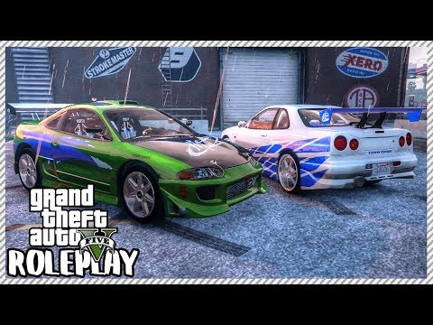 GTA 5 ROLEPLAY - FAST & FURIOUS CAR MEET!! | Ep. 242 Live