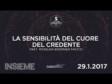 Domenica Gospel @ Milano | La sensibilità del cuore del credente - Past.Roselen | 29.01.2017