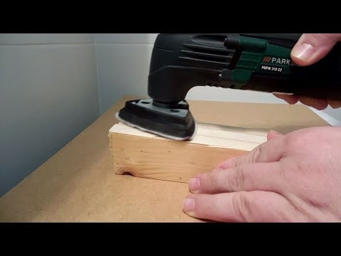 Unboxing Parkside Multitool Pmfw 310 C2 By Nikos Diy