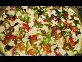 طريقة عمل البيتزا طريقة مختلفة لعمل البيتزا 🍕 : طريقة عمل البيتزا عبير فيديو من يوتيوب