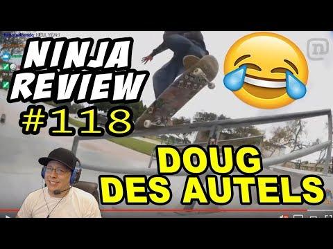 Ninja Review #118: DOUG DES AUTELS (Fake Manuals!)