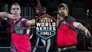 Steve Wijler v Brady Ellison – recurve men's gold |2019 Indoor World Series Finals