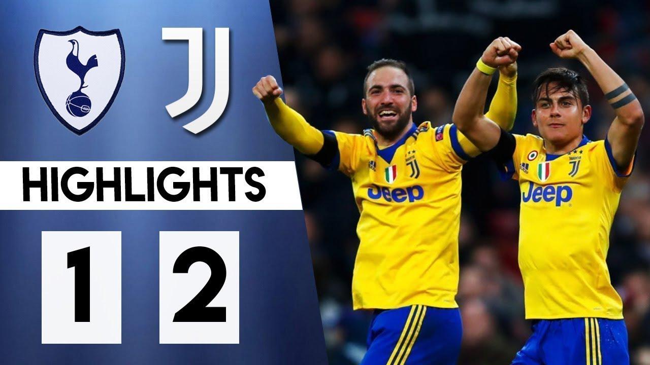Download Tottenham vs Juventus 1-2 ALL GOALS Highlights • 08/03/2018