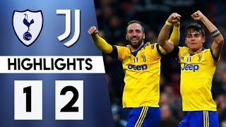 Tottenham vs Juventus 1-2 ALL GOALS Highlights • 08/03/2018
