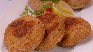 Fish Panties opps patties ,fish cutlets - By Vahchef @ Vahrehvah.com