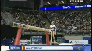 2009 Artistic Gymnastics World Championships - Women's All-Around Final.Part 8 /10
