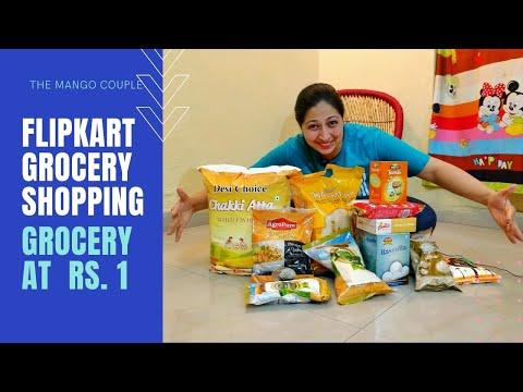 Grocery par mila heavy discount   Flipkart Grocery Shopping Haul Sale  