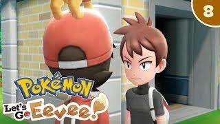 wtf tyler?   Pokemon Let's Go Eevee!   Episode 8