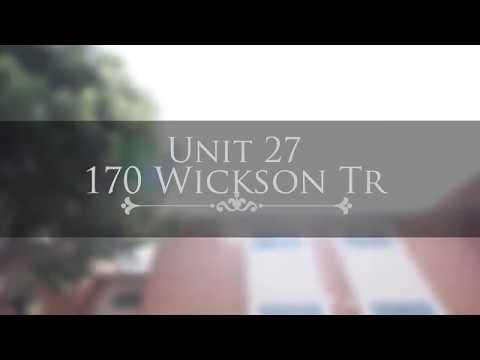 Unit #27 - 170 Wickson Tr, Scarborough