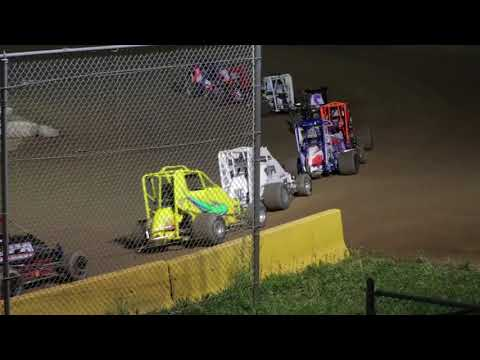 600 Micro Regulars Feature @ Hamlin Speedway 5-26-18