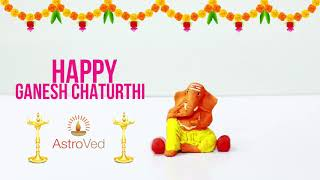 Ganesha Chaturthi 2020 Wishes From AstroVed