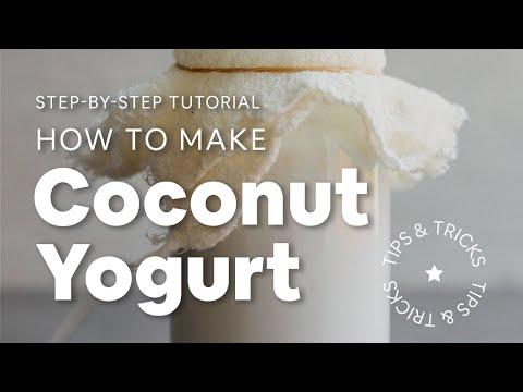 How to Make Coconut Yogurt (Tips & Tricks) | Minimalist Baker Recipes