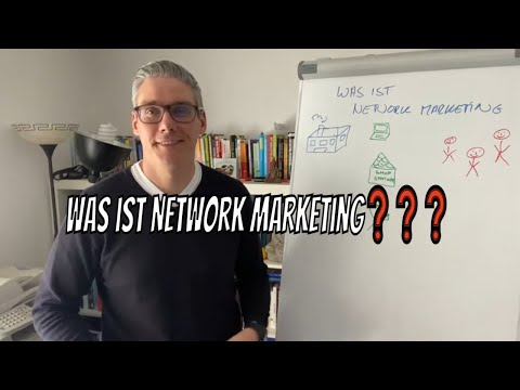 Was ist Network Marketing❓❓❓ Was ist Network Marketing und wie funktioniert es❓