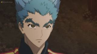 Shiki - Natsuno vs Tatsumi Full Fight & Deaths