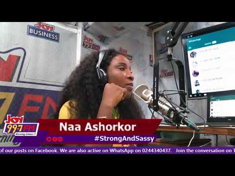 Strong and Sassy on Joy FM (8-8-18)