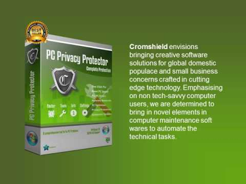Cromshield - PC Privacy Protector Software