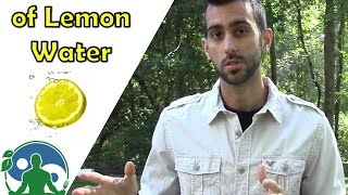 Benefits of Lemon Water