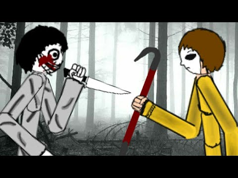Jeff The Killer Vs Masky Youtube