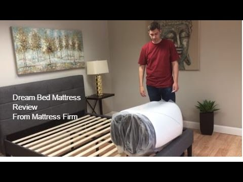 dream bed mattress review the mattress in a box from. Black Bedroom Furniture Sets. Home Design Ideas
