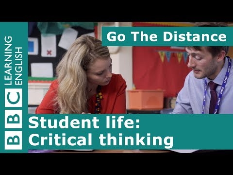 Student Life – Critical thinking