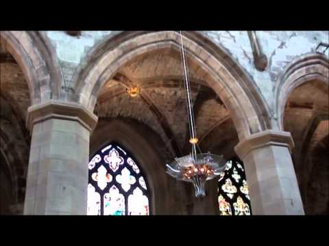 St Giles' Cathedral, Edinburgh, Scotland