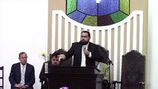 Sermão Rev. Ítalo Reis, 18/08/2019