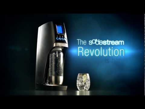 sodastream revolution machine