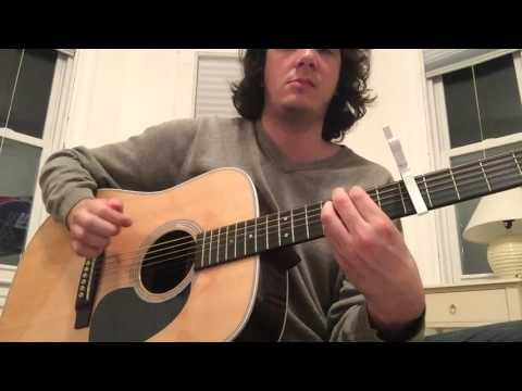 Drake - Hotline Bling (with TABS) - Fingerstyle Guitar - Ray McGale Acoustic (Original Arrangement)
