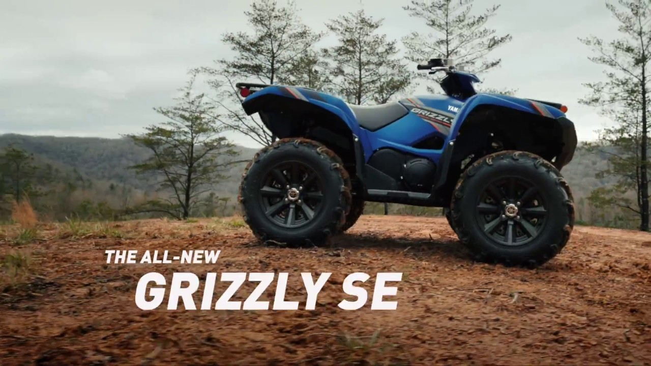 2019 Yamaha Grizzly SE