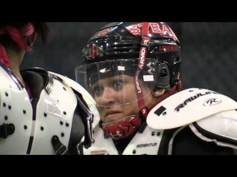 Brooke Barnhill: From College Softball To Legends Football League