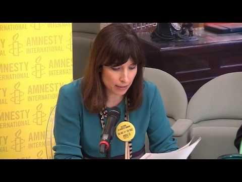 Rapporto 2013 di Amnesty International