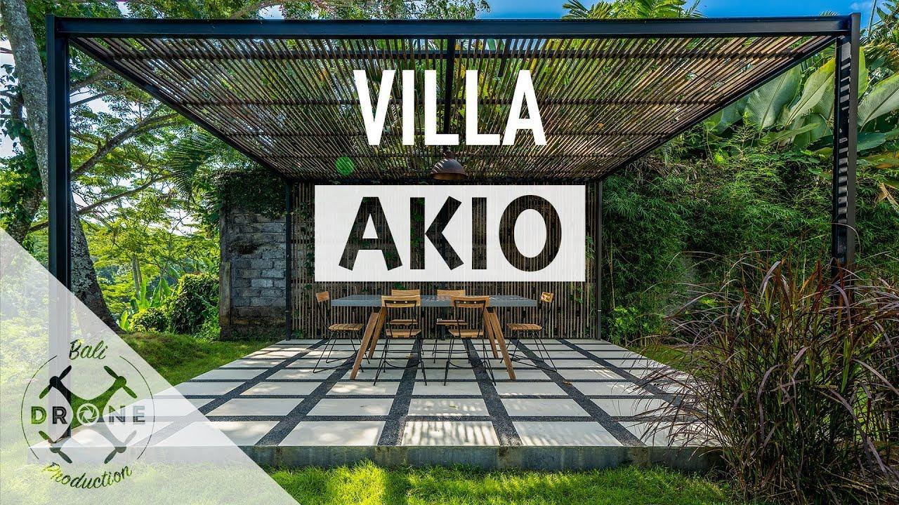 Villa Akio Ubud Bali Youtube