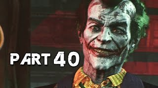 Batman Arkham Knight Walkthrough Gameplay Part 40 - The Calm Before (PS4)