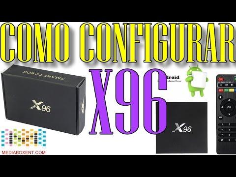 💡 Tutorial: Como Configurar X96 Android 6.01 TV Box