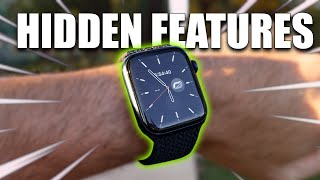 Top 80+ Unknown Apple Watch Series 6, SE or Older Hidden Features!